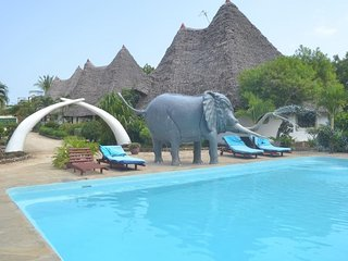 ZEBRA COTTAGE - DIANI GREENLANDS