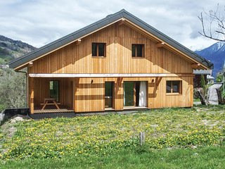 Amazing home in Les Avenchers Valmorel w/ WiFi and 4 Bedrooms