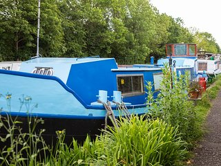 Dutch House Boat