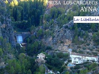 Casa en Cárcavos aldea de Ayna Albacete en Río mundo
