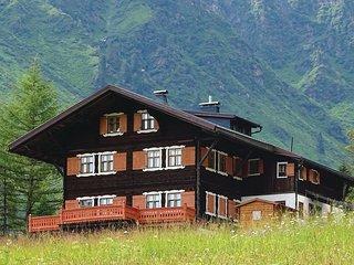Beautiful home in Gargellen w/ WiFi and 10 Bedrooms