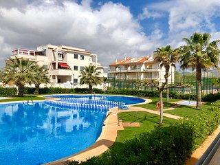 Alquiler Apartamento Residencial Las Arenas Alcosseber - Castellon Costa Azahar