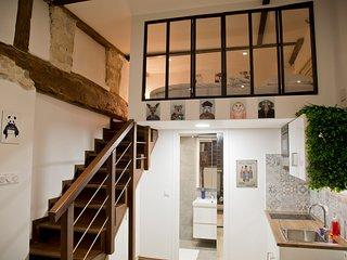 Magnifique appartement dans le 5e arrondissement