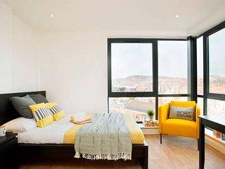 Lovely city centre 1 bed premier studio