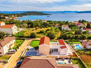 Beautiful Villa Vela Muline, in Dalmatia