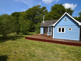 75414 Log Cabin situated in Biggar (1.5mls NE)