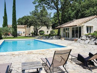 Amazing home in St Gervais sur Roubion w/ Outdoor swimming pool, Outdoor swimmin
