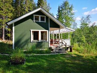 Lakeside cottage 'Metsäranta' Savonranta Finland