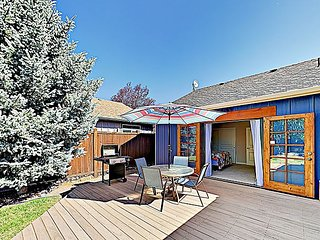 New Listing! Updated Sanctuary in Quiet Locale w/ Private Backyard Oasis