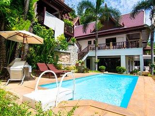 Sea View Luxury 4 bedroom Spacious Villa