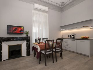 Magnificent neoclassical apt in Syntagma/Plaka