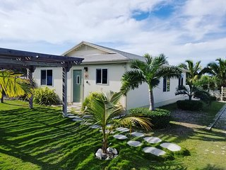 Canuck Palms bungalow.