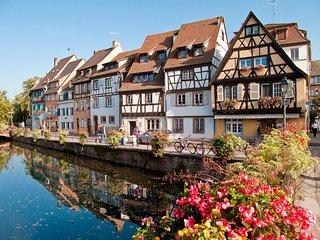 Appartement de L'OURS 8 Personnes centre historique de Colmar