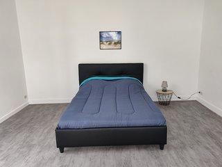 Maison 3 chambres 1 a 9 pers, Nombreux lits separe