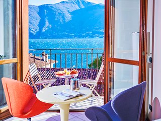 Romantic Lake View Apartment Lake Como Italy