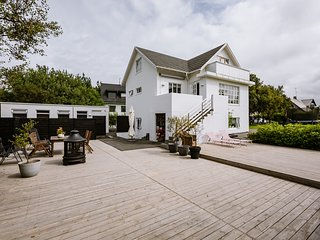 Stylish family friendly house, centrally located in Reykjavik.