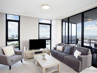 Australia Towers, Spacious and Modern Apartment, Olympic Park Views