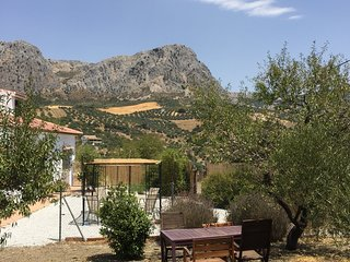 Paraiso Alta in an area of outstanding beauty 3 kilometers from the village
