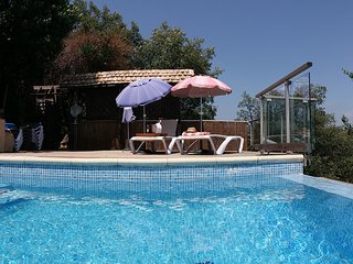 Casa Cal Domino - 4 bedroom luxury Villa, heated infinity pool, jacuzzi, sauna.