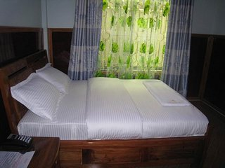 This Double Room is a great choice wail visiting Arusha