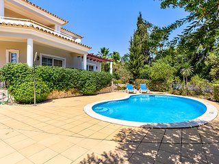Spacious 4 bedroom villa with landscaped gardens