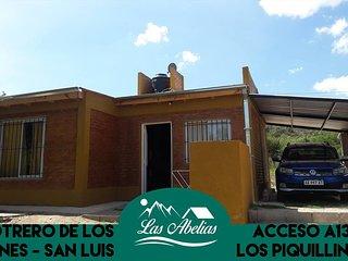 Cabañas Las Abelias | Potrero de Los Funes-San Luis