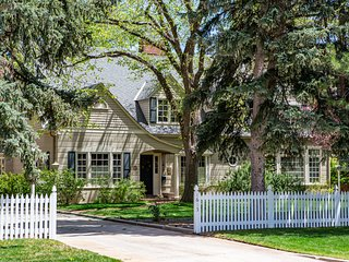 Spectacular Historic Old North End Home Centrally Located In The Springs