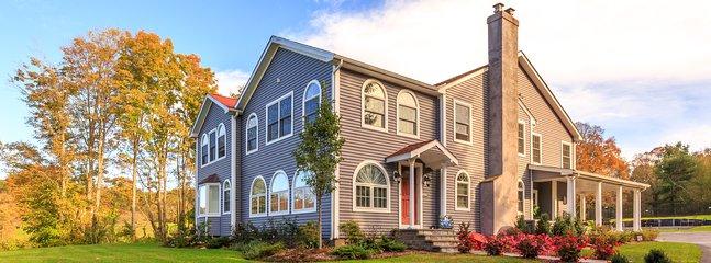 Meadowbrook Estate Un lugar elegante ubicado en la apacible campiña de Connecticut