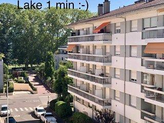 Le Montaigne - Appartement neuf 2 chambres a 200m du Lac