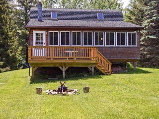 NEW! Livingston Manor Cabin w/Private Lake Access