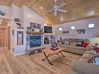 NEW! Overgaard Cabin at Bison Ranch w/Grill & Deck