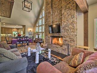 Incredible Lake Arrowhead Home w/ Views & Decks!