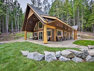 NEW! Spacious Cabin By Priest Lake & Elkins Resort