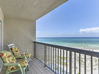 NEW! Oceanfront PCB Resort Condo w/ Beach Access!