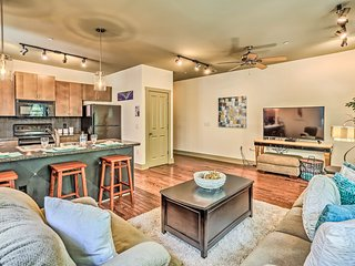 NEW! Downtown Wilmington Condo, Walk to Riverwalk!