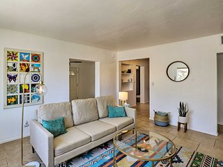Airy Tucson Home - 1.5 Mi to Dwntn, 3 Mi to U of A