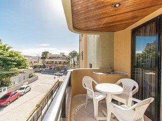 LA059EE-Apartamento para aluguel de temporada - Praia de Bombas/Bombinhas,SC