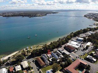 Bring the family, dog and the boat to Welsby Pde, Bongaree