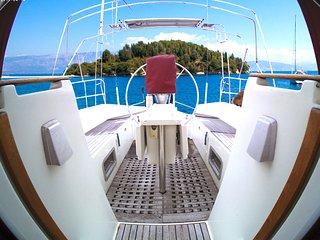 Isole Egadi: Favignana, Marettimo, Levanzo in barca a vela