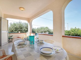 Beautiful home in San Nicola l'Arena w/ WiFi and 3 Bedrooms