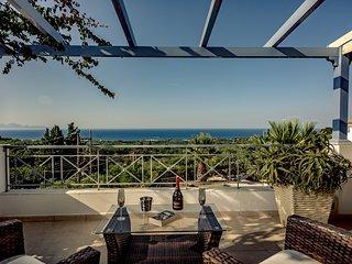 Villa Keshi - luxurious location & views, villa with private swimming pool.