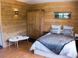 Studio Cosy entre stations de ski et lac d'Annecy