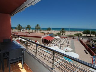 DON CHIMO 1a Linea Playa. Premium. 4/6 Pax WIFI. Gran Piscina