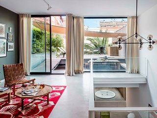 Luxury Apartment 2 bedrooms Loft 1