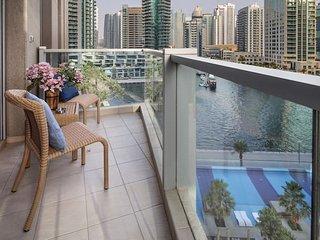 Chic and Stunning 4BR with Dubai Marina Views!