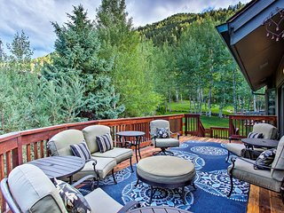 NEW! Mountain Getaway 5 Mins to Beaver Creek Lift!