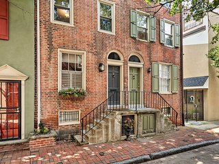 Historic Trinity Home in Center City, Free Parking