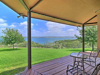 NEW! Del Rio Home w/ Lake Access & Boat Storage!