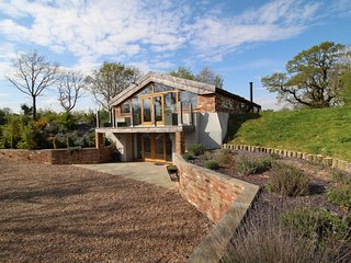Raithby Hill Reservoir - Beautiful Eco house with stunning views