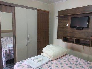 Seu quarto na Terra das Cataratas